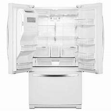 Whirlpool Wrf989sdah 27 Cu Ft French Door Refrigerator