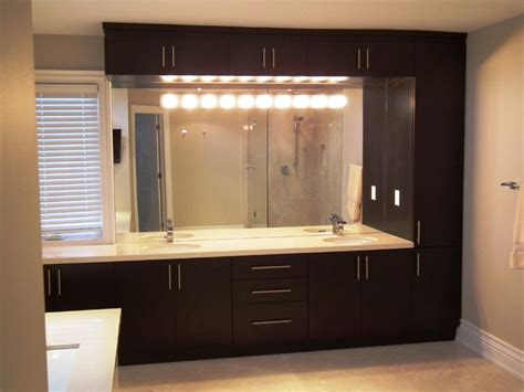 Master Ensuite Bathroom Design -custom Vanity