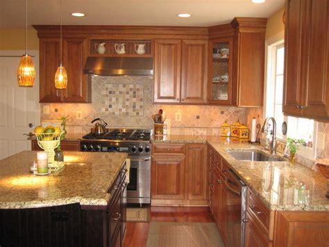 cuisine avec plan de travail en granit cuisine cuisine avec plan de travail en granit avec beige