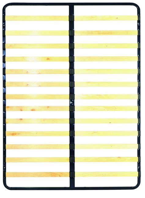 Reti Per Materasso by Rete A Doghe Per Materasso 140x190 Cm
