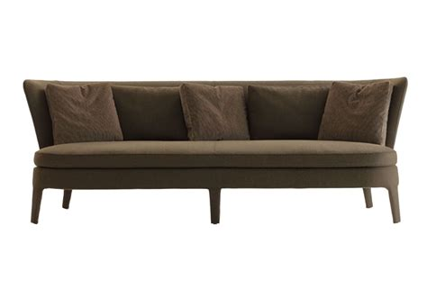 coussin d assise canapé febo canapé avec coussin d 39 assise bas maxalto milia shop