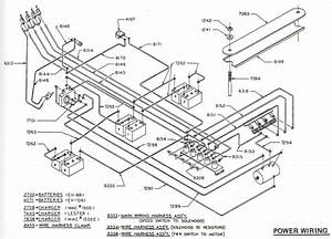 1994 95 Ezgo Wiring Diagram