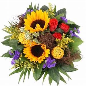 Blumenstrauß Special Summertime plus mit Gratiszugabe hrer