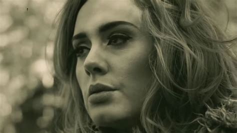 Adele [youtube Official Music Video]