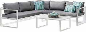 Lounge Set Aluminium : best loungeset rhodos 11 tlg ecklounge tisch 88x60 cm aluminium online kaufen otto ~ Indierocktalk.com Haus und Dekorationen