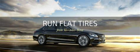 How do run flat tires work? Does Mercedes-Benz Use Run Flat Tires?