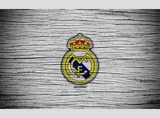 ダウンロード画像 FCレアルマドリード, 4k, スペイン, LaLiga, 木肌, サッカー, レアル