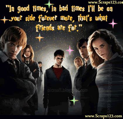 world  harry potter magical friendship images pictures