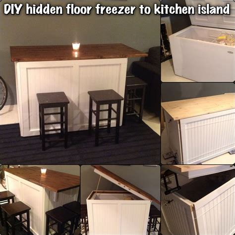 how are kitchen islands 15 best keg o rater chest freezer images on 7193