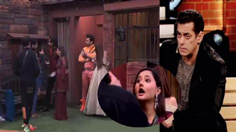 Bigg Boss 13, Fight between Rashami Desai and Siddharth ...