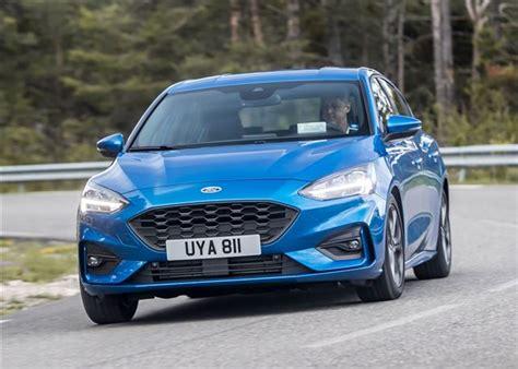 Ford Focus Line Road Test Tests