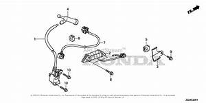Honda Eb5000xk3 At Generator  Chn  Vin  Ebpc