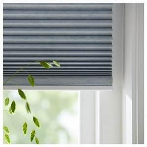 Store Plissé Ikea : trippevals store occultant pliss gris clair 120 x 195 cm ikea ~ Melissatoandfro.com Idées de Décoration