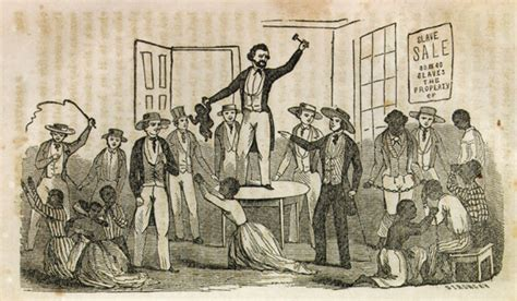 slave voices split  families