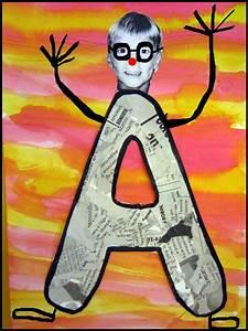 Art Et Vie Messanges : super lettres lunettes le tour de mes id es ~ Nature-et-papiers.com Idées de Décoration