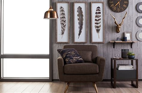 Five Types of Wall Accents That Work Well in any Home