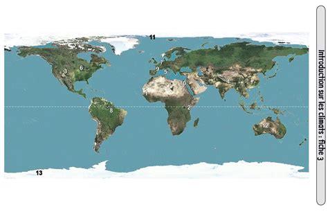 Carte Du Monde à Photocopier by Le Climat Ma Plan 232 Te Et Moi Le Site De La