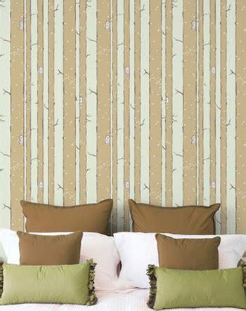 tips memasang wallpaper  dinding rumah artikel