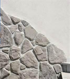 wandgestaltung stein verblendstein madera rustikaler kunststein in bruchstein optik