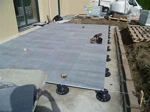 Terrasse Sur Plot : photo terrasse sur plot seuils recouverts home ~ Melissatoandfro.com Idées de Décoration
