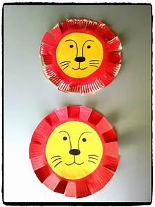 Activité Manuelle Enfant 3 Ans : nos lions de cirque cirque clown activit manuelle cirque activit s cirque et activit ~ Melissatoandfro.com Idées de Décoration