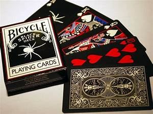 Bicycle: Bicycle Cards Spider