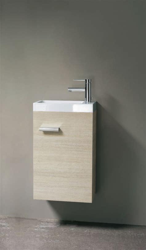 meuble lave mains woodstock envie de salle de bain