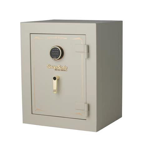 Safe For Closet by Snapsafe Titan Closet Vault 1 Hour Modular