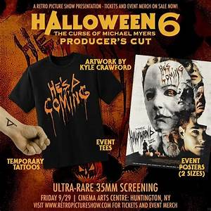 Check Out This 'Halloween 6: Producer's Cut' Poster for ...