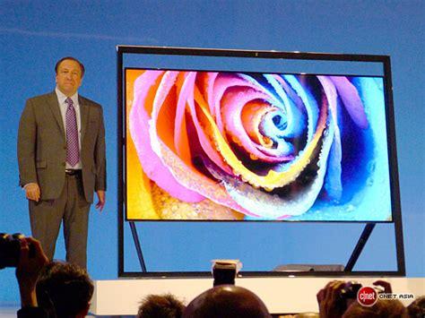 Fernseher 85 Zoll by Ces 2013 Samsung Stellt 85 Zoll Ultra Hd 4k Tv S9 Led Tv