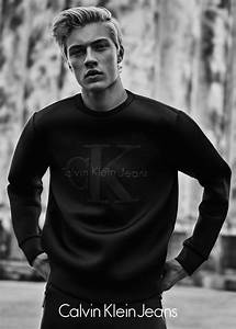 Lucky Blue for Calvin Klein Jeans Black Series Limited Edition