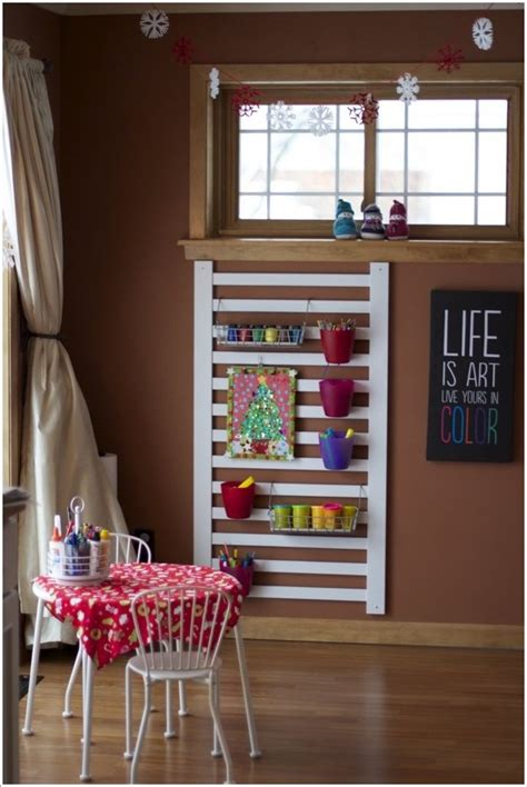 inspirational ways   repurpose  babys cribs