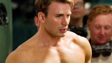 Captain America star Chris Evans accidentally shares nude ...