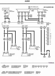 08 Nissan Altima Radio Wiring Diagram