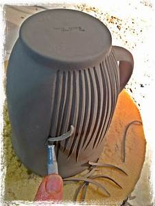 59 best images about Pottery - Decorating - Sgraffito and ...