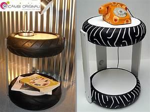 Deco Avec Piece De Voiture : d corer une chambre avec des pneus 1001pneus le blog ~ Medecine-chirurgie-esthetiques.com Avis de Voitures