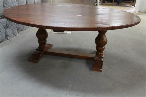 trestle table ecustomfinishes