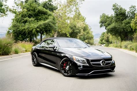 Sell Used 2017 Mercedes-benz S-class Amg S63 4matic