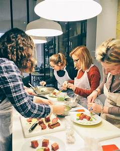 Nos ateliers culinaires