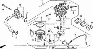 Honda Eb11000 A Generator  Jpn  Vin  Ezcq