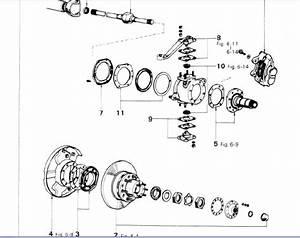 Fj40 Wheel Stud Removal Problem