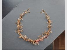 Top 10 DIY Paperclip Jewelry Top Inspired