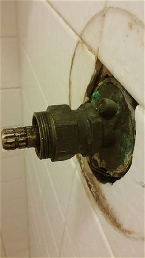 Where Did The Term Dishwater Come From by Only Water Comes Out Of Shower Doityourself
