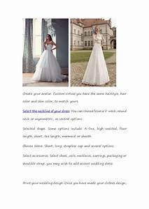 design your own wedding dress online free driverlayer With design your own wedding dress online free