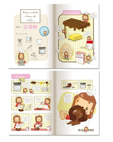 maryline illustratricepublications les recettes d 39
