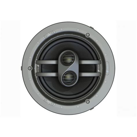 7 glass fiber woofer cone with a curvilinear profile for smoother sound and less peaking at high frequencies. Niles DS7FX In-ceiling Speaker - Hi-Fi, TV + Home Cinema ...