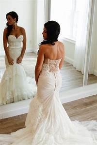 strapless wedding dresslace wedding dresswedding dress With curvy girl wedding dresses
