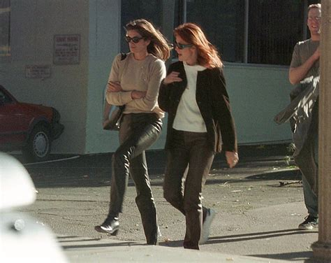 Angie Everhart Cindy Crawford Photos