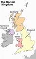 Países do Reino Unido – Wikipédia, a enciclopédia livre