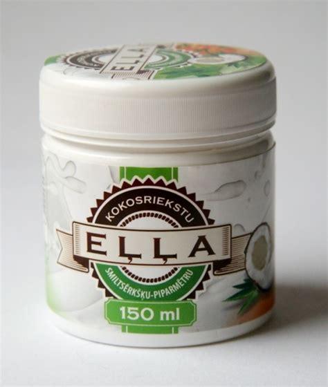 Kokosriekstu eļļa auksti spiesta, nerafinēta 150ML - E-veikals